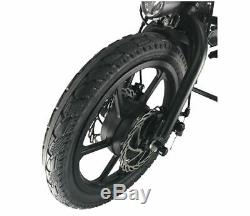 Cnebikes 36v / 350w 11.6ah Connectable 16po Électrique Scooter Fauteuil Roulant Vélo À Main