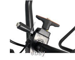 Cnebikes 36v/350w 8.8ah Scooter Handcycle Électrique Attachable Pour Fauteuil Roulant Nouveau