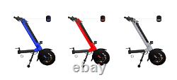 Cnebikes 36v/350w 8ah Fixeable Scooter À Vélo À Main Électrique Pour Fauteuil Roulant Nouveau