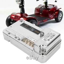 Contrôleur Pg Pour Scooter De Mobilité Régulateur Électrique De Vélo En Fauteuil Roulant Acc