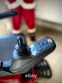 Electric Pride Mobility Go Chaise Scooter Légèrement Utilisé