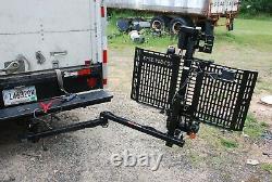 Électrique Scooter Fauteuil Roulant Avec Swingaway & Straps Modèle 117 200 Lb Casquette