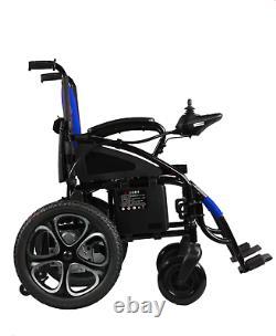 Fauteuil Roulant Électrique Durable Pliable Puissance Pliable Scooter Chaire