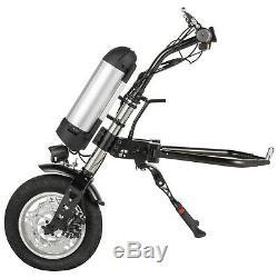 Fauteuil Roulant Électrique Électrique Vélo À Main Scooter Fauteuil Roulant Vélo À Main 36v 350w