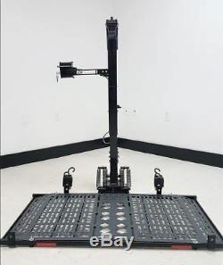 Fauteuil Roulant Électrique Patriotique Électrique Ascenseur Scooter Automatique Des Véhicules Porte-us208 Nouveau