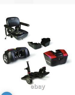 Fauteuil Roulant Électrique Pride Go-chair (scooter De Mobilité) Pour La Maison Ou Le Voyage