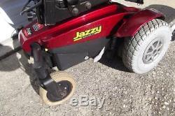 Fierté Jazzy Select Scooter De Mobilité Chaise Mobilité Électrique Fauteuil Roulant Électrique