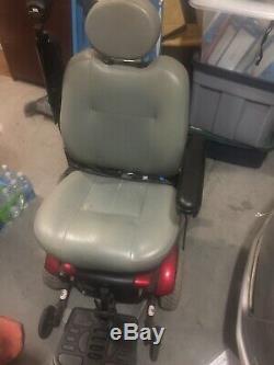 Fierté Jet 3 Ultra Power Chaise Électrique Motorisé Handicapé Scooter, Comme