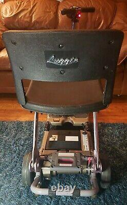 Freerider Luggie Pliant Fauteuil Roulant Électrique Pliant Fauteuil Roulant