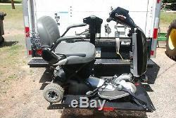 Harmar Al050 Micro Scooter Électrique En Fauteuil Roulant Ascenseur 135 Lb Capacité