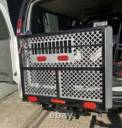 Harmar Al500 Electric Scooter Wheelchair Lift Avec Swingaway 350 Lb Pick Up Seulement