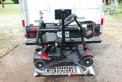Harmar Al500 Électrique Scooter Fauteuil Roulant Avec Des Paillettes 350 Lb Capacité