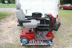 Harmar Al500 Scooter Électrique Lift Fauteuil Roulant Avec Swingaway 350 Lb Capacité