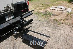 Harmar Al580 Scooter Électrique Fauteuil Roulant Avec Swingaway 350 Lb Capacité #1