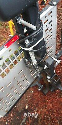 Harmer Fauteuil Roulant Électrique Pliable Hitch Carrier Scooter De Mobilité Chargement Ramp