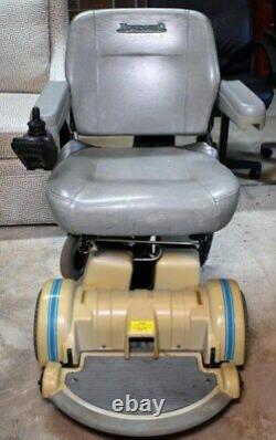 Hoveround Mpv5 Electric Power Président En Fauteuil Roulant Scooter Mobilité