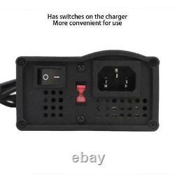 Hp8204b 24v 5a Mobilité Chargeur Scooter Fauteuil Roulant Électrique Adaptateur De Batterie Bt