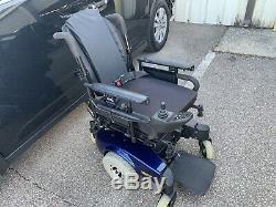 Invacare Pronto Sure Step Puissance Motorisé Fauteuil Roulant Électrique Des Batteries Neuves