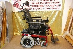 Invacare Ranger X Electric Power Scooter Fauteuil Roulant Avec Tilt