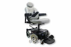 Jazzy 1103 Fauteuil Roulant Électrique Ultra Motorisé Siège Elevate 20 X 19 Seat