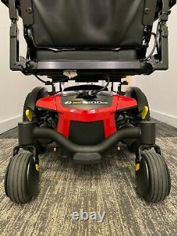 Jazzy 600 Es Fauteuil Roulant Électrique Par Fierté Mobilité Utilisée Moins De 2 Mois