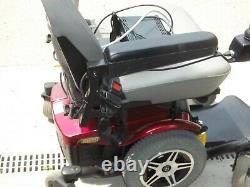 Jazzy Elite Es Pride Mobilité Tss-300 Power Chair Fauteuil Roulant