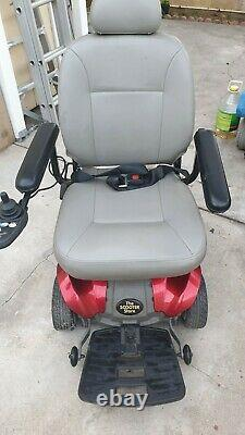 Jazzy Elite Es Pride Mobility Tss-300 Power Chair Scooter En Fauteuil Roulant Store