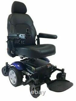 Mérite Vision Sport Electric Mobility Power Wheelchair, 300lbs. Capacité De Poids