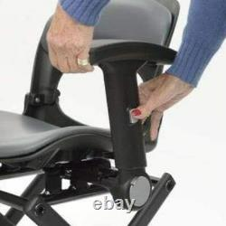 Mint Laser Guided Electric Fold 4 Roues Mobilité Scooter Chaise De Puissance En Fauteuil Roulant