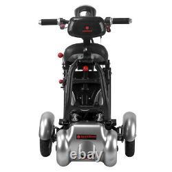 Mobility Scooter Compact Mobilité Fauteuil Roulant Électrique