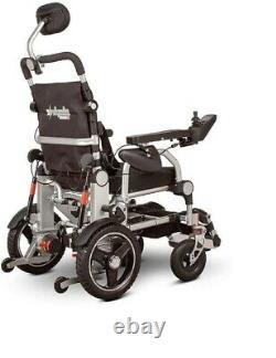 Nouveau Fauteuil Roulant Ewheels Ew-m49 Smart Folding Power