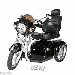 Nouveau Maverick Exécutif Scooter Électrique Mobilité En Fauteuil Roulant Siège Du Capitaine