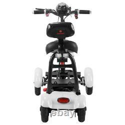 Nouveau Modèle Pliable Perfect Travel Transformer 4 Roues Electric Mobility Scooter