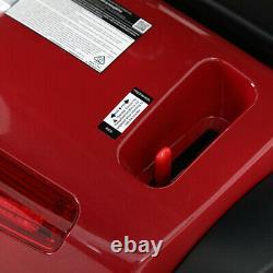 Outdoor Compact Scooter De Mobilité Avec Pare-brise Led Lumière Chaise De Roue Électrique