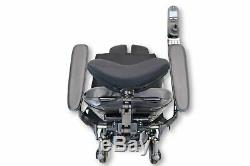 Permobil F3 Électrique Inclinable En Fauteuil Roulant, Inclinaison Du Dossier, Et Jambes Électriques 18x19 Siège