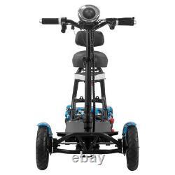 Pliable Léger Scooter De Mobilité Facile Voyage Nouveau Modèle