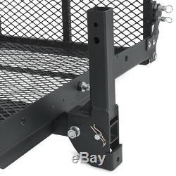 Pliables Mobilité Porte-fauteuil Roulant Électrique Scooter Rack Hitch Médical Rampe