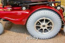 Pride Jazzy 1170 Scooter Électrique Électrique En Fauteuil Roulant Nouvelles Batteries Et Pneus D'entraînement