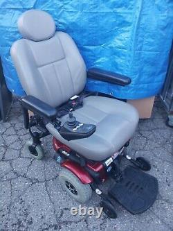 Pride Jet 3 Ultra Power Chair Scooter Électrique En Fauteuil Roulant Motorisé