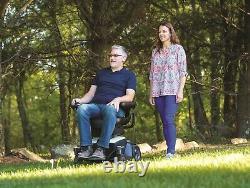 Pride Mobility Go Chaise Compact Portable Fauteuil Motorisé Voyage Fauteuil Roulant Électrique