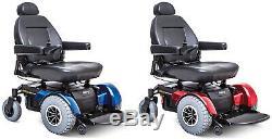Pride Mobility Jazzy 1450 Bariatrique Chaise Electrique Fauteuil Roulant 600lbs Nouveau