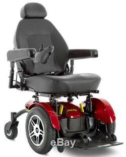 Pride Mobility Jazzy Elite 14 Fauteuil Motorisé Fauteuil Roulant Électrique 14 Roues Motrices