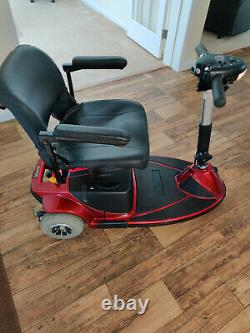 Pride Mobility Revo 3 Wheel Electric Scooter Power Wheel Chair Ramasser Seulement