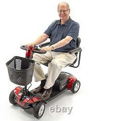 Pride Mobility S74 Go-go Sport 4 Roues Scooter De Mobilité Électrique Pour Adultes