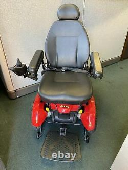 Pride Mobility Scooter Jazzy Elite 14 Fauteuil Roulant Électrique 2017