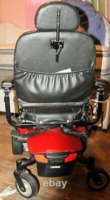 Pride Mobility Tss-300 Power Chair Scooter En Fauteuil Roulant Store À Peine Utilisé