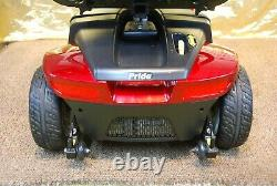 Pride Victory 9 Electric 4-wheel Scooter Wheelchair 300 Lb Capacité