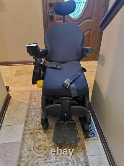 Quantum 6 Edge Stretto Mobilité Scooter En Fauteuil Roulant