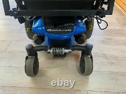 Quantum Edge Q6 Fauteuil Roulant Scooter Électrique