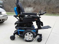 Quantum Q6 Bord 2.0 Chaise Mobilité Ilevel Scooter Électrique Pour Charité